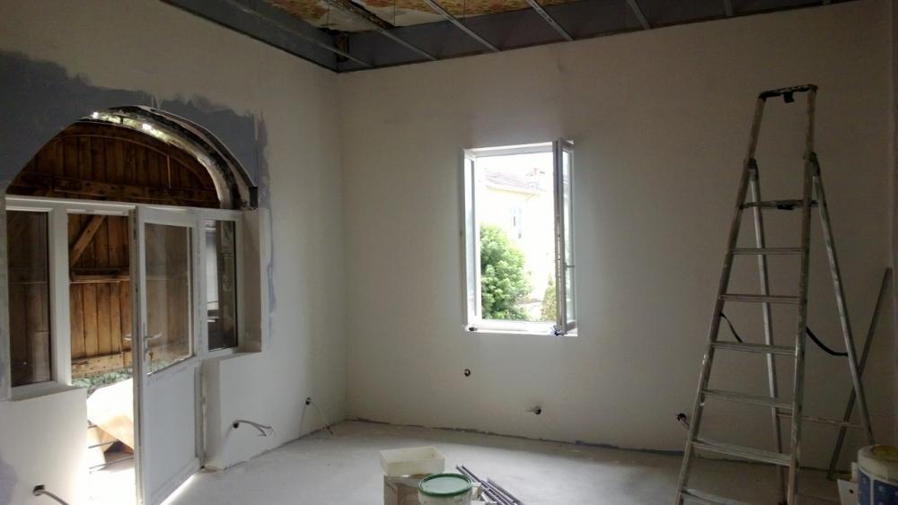 doublage des murs donnant sur lext233rieur et remplacement