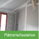 platrerie isolation Grenoble 38
